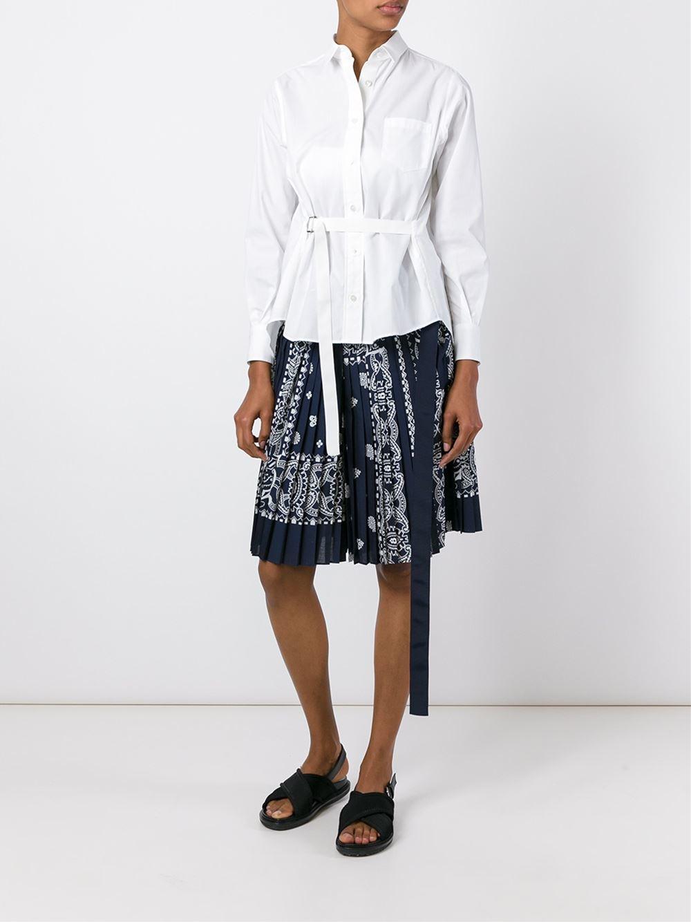 Sacai Clothing Brand