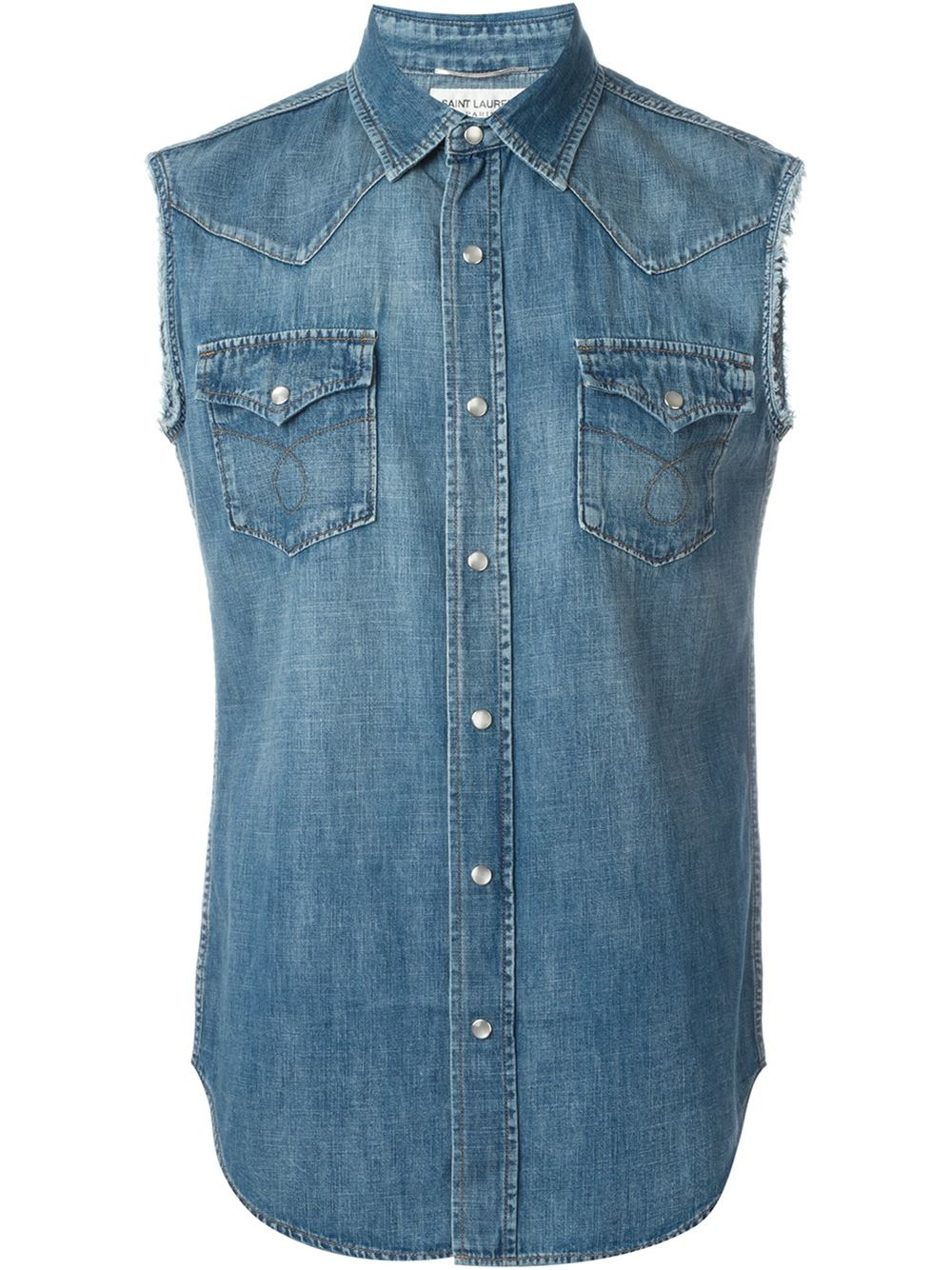 Find mens sleeveless denim shirt at ShopStyle. Shop the latest collection of mens sleeveless denim shirt from the most popular stores - all in one.