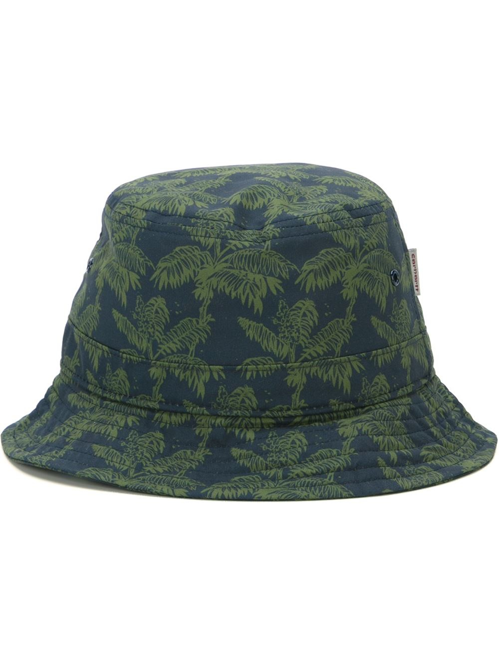 Lyst - Carhartt Printed Bucket Hat in Blue for Men ce6894480ffa
