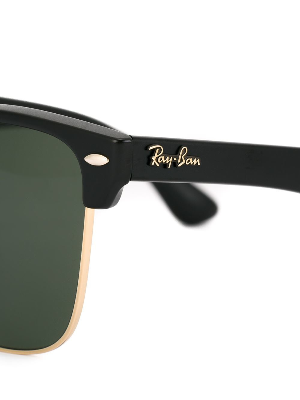2eb4718a3b Ray Ban Clubmaster Oversized Sunglasses