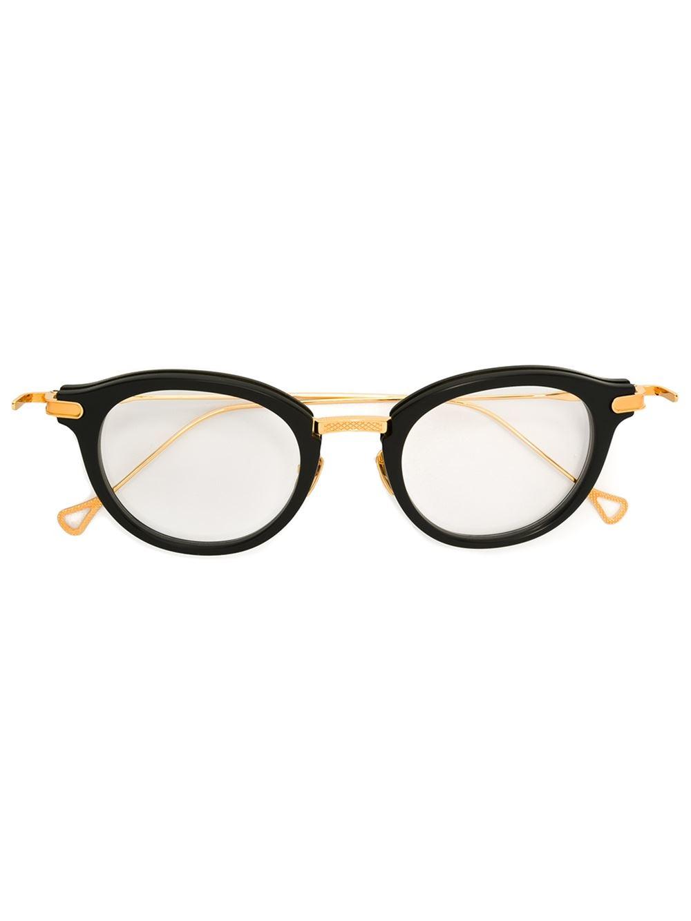 Dita eyewear 'edmont' Glasses in Gold for Men (BLACK) | Lyst Dita Eyewear