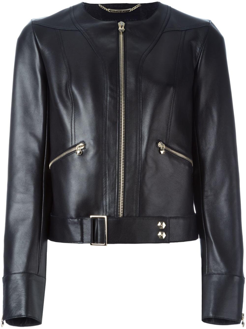 philipp plein 39 patience 39 jacket in multicolor black lyst. Black Bedroom Furniture Sets. Home Design Ideas