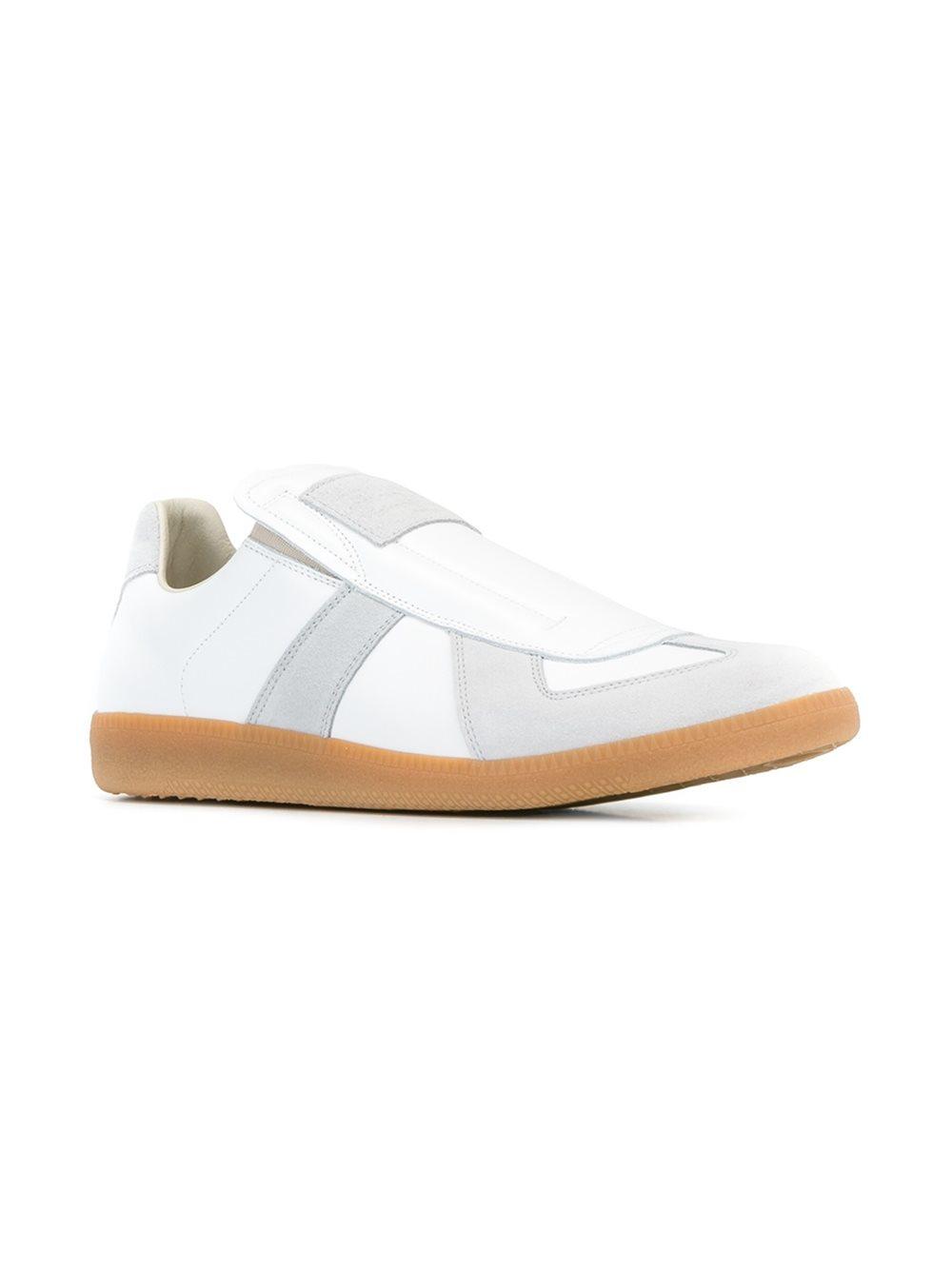 Maison Margiela Replica Sneakers In White For Men Lyst