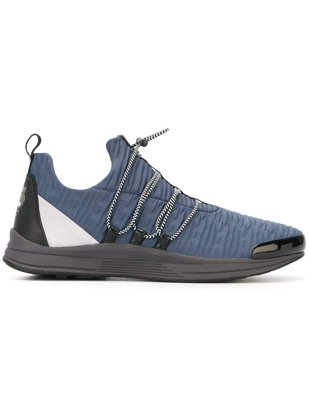 9bc6b414 KENZO 'ozon' Sneakers in Blue for Men - Lyst