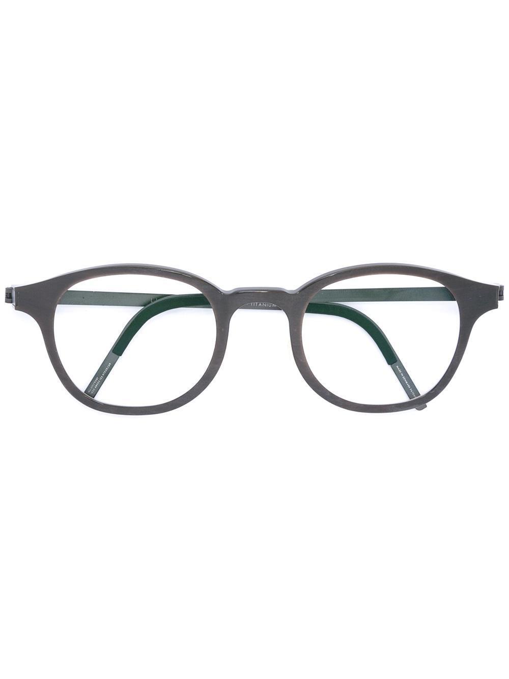 634989d44007 Lyst - Lindberg  horn  Glasses in Gray