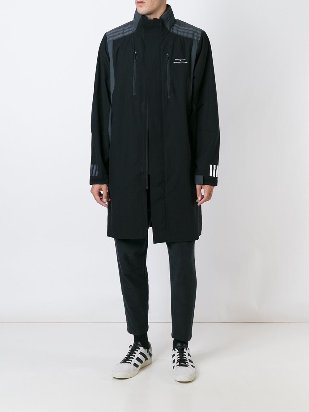 8a8882d202ff Lyst - adidas Originals Adidas X White Mountaineering Long Coat in ...