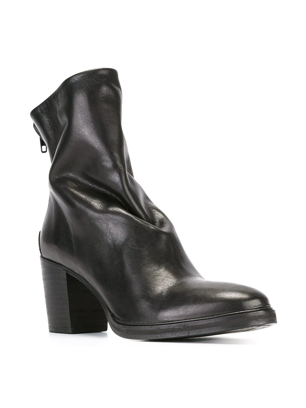 The Last ConspiracyRear zipped ankle boots