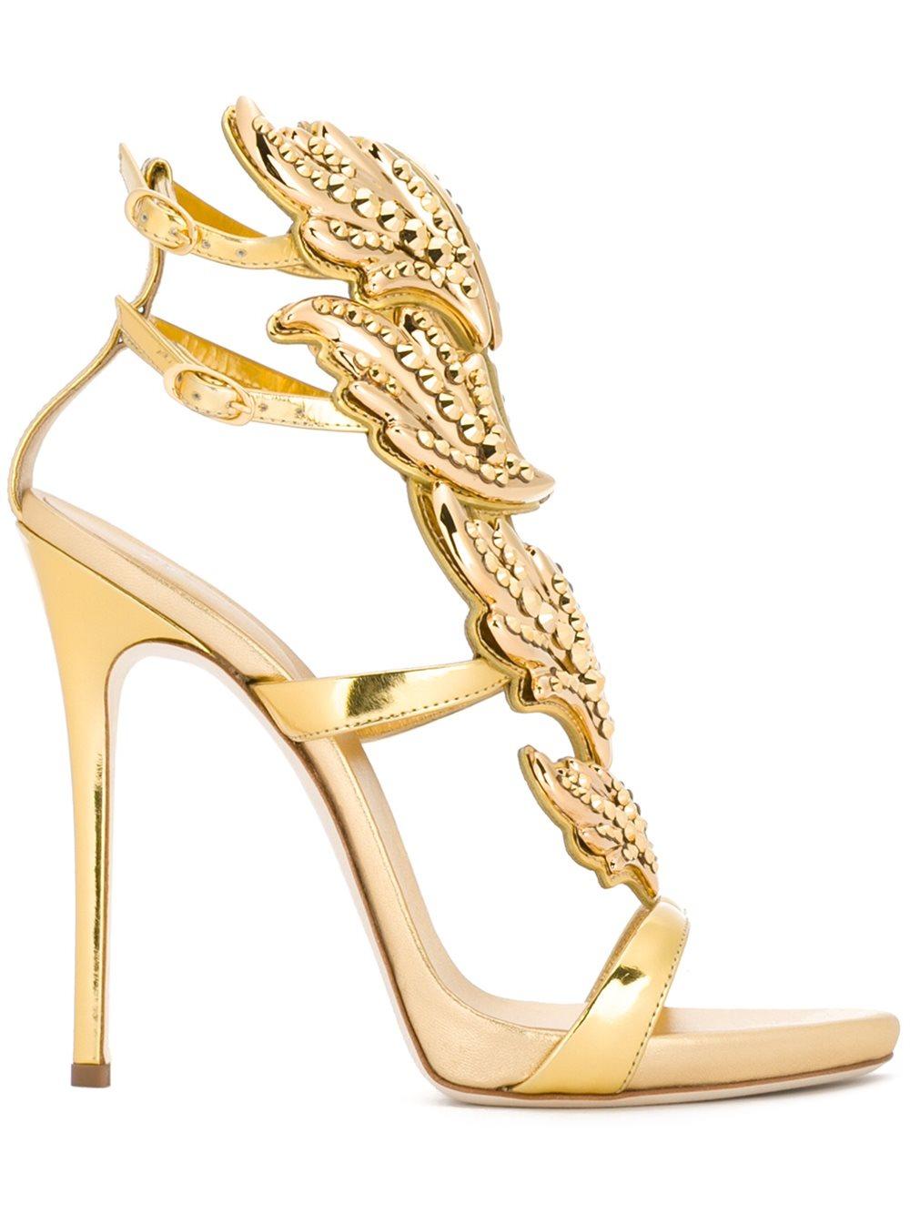 Lyst Giuseppe Zanotti Cruel Crystal Sandals Women