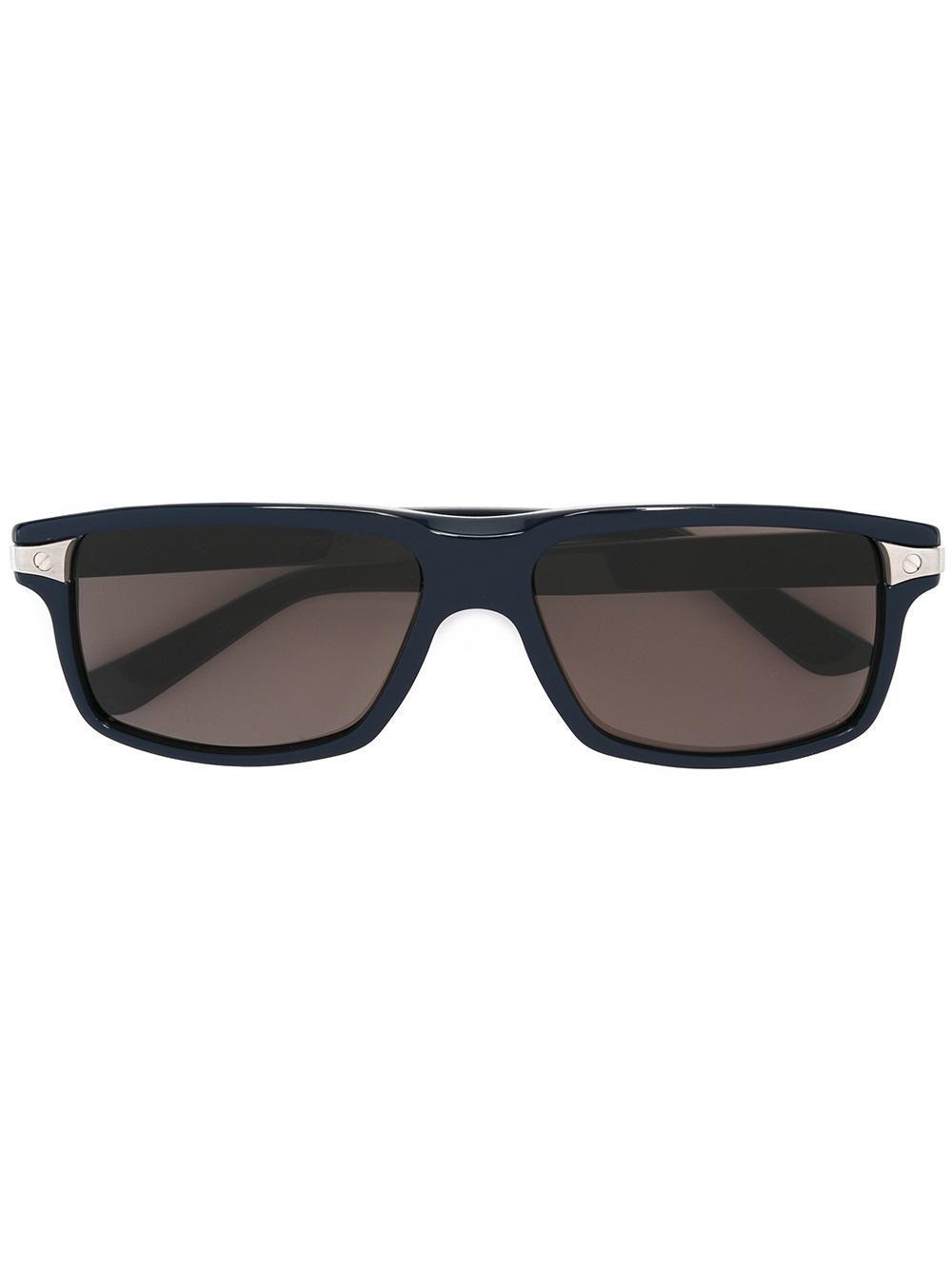 0ea1eae6c4 CARTIER Rimless Gradient Sunglasses 135 22999. Cartier Eyeglasses Glasses  Platinum T8100369 Authentic