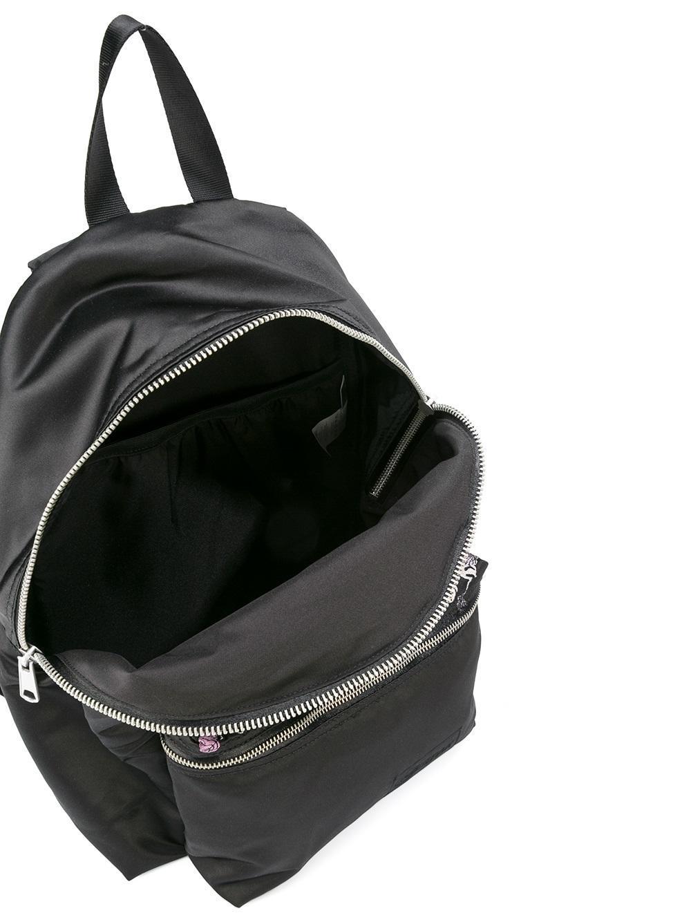0596a91125 Eastpak Padded Pak r Sukajan Crane Backpack in Black for Men - Lyst