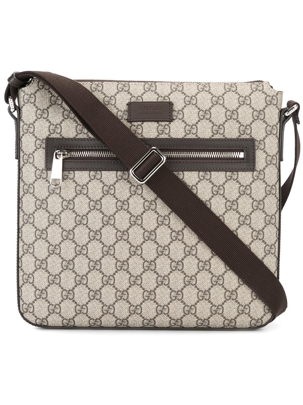 ff9b95a4c0c658 Gucci Gg Supreme Messenger Bag for Men - Lyst