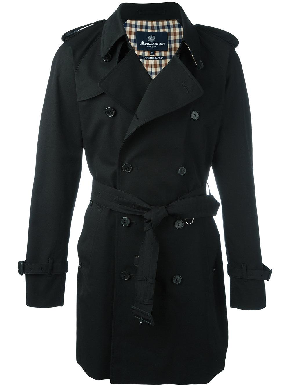 Cheap double breasted trench, Buy Quality trench black directly from China long black trench coat Suppliers: Adyce New Women Formal Double Breasted Trench Black Glod Button Full Sleeve Skirt Style Pleated Long Style Women Coat Enjoy Free 5/5(4).