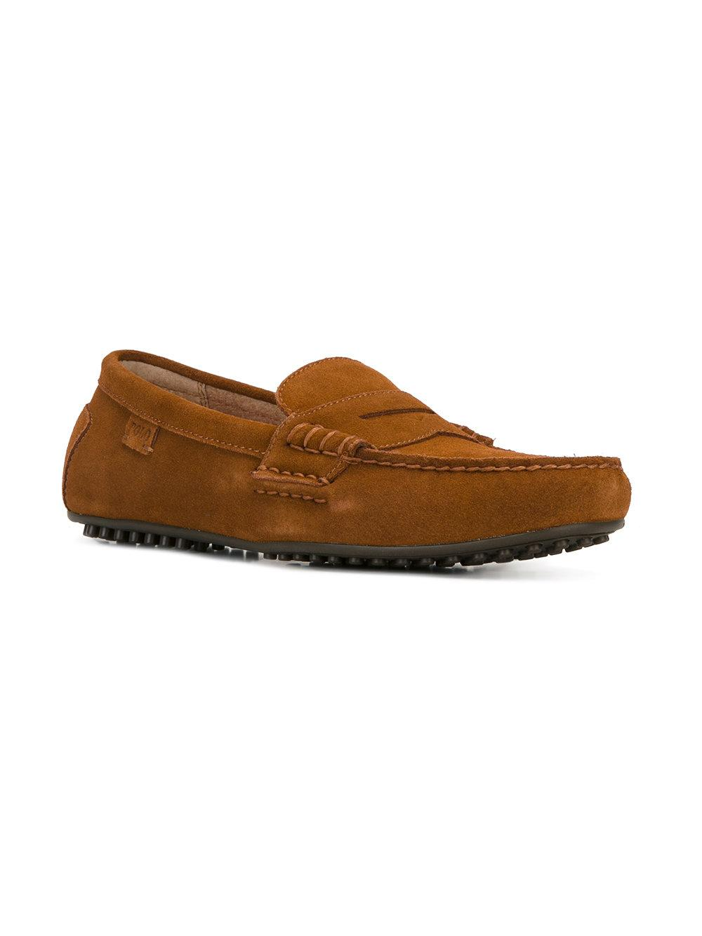 ugg penny loafers
