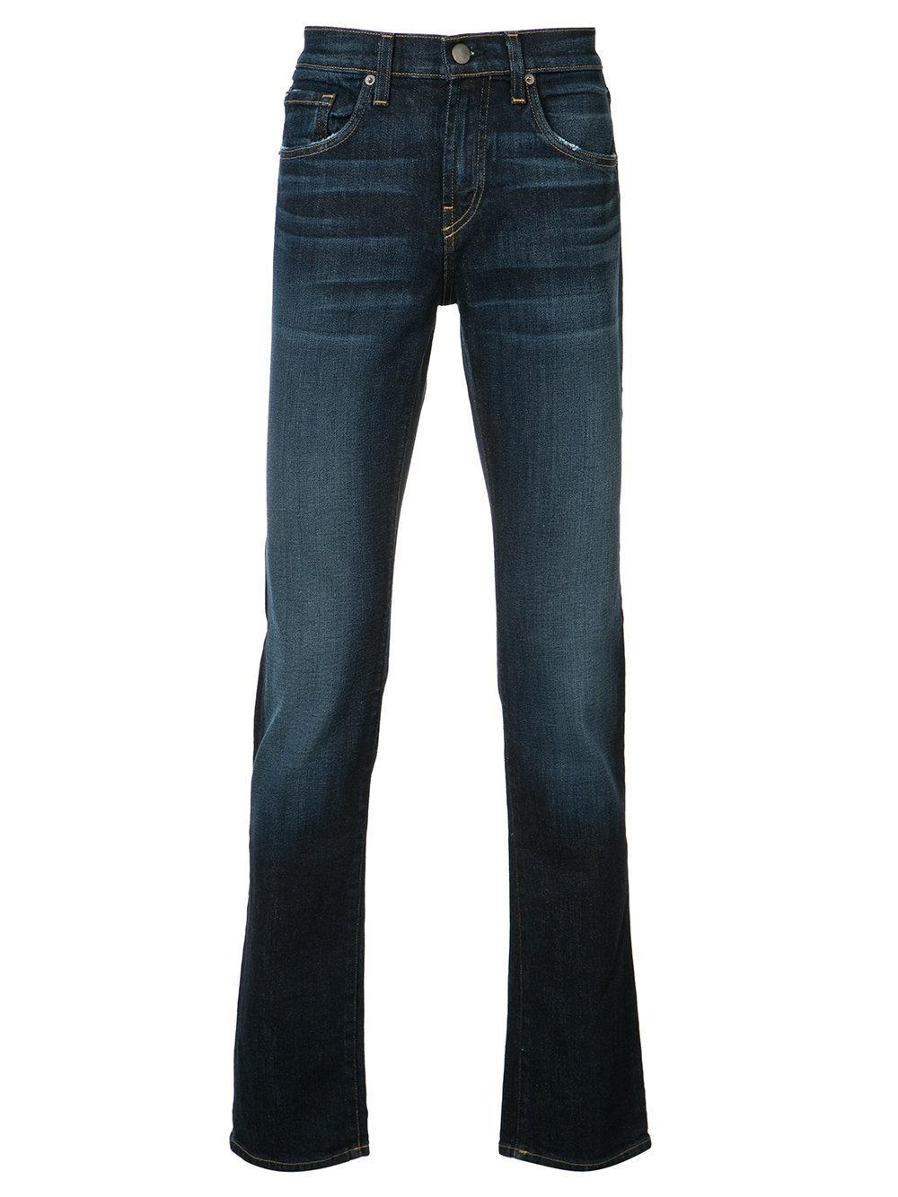 J brand Five Pockets Skinny Jeans in Blue for Men