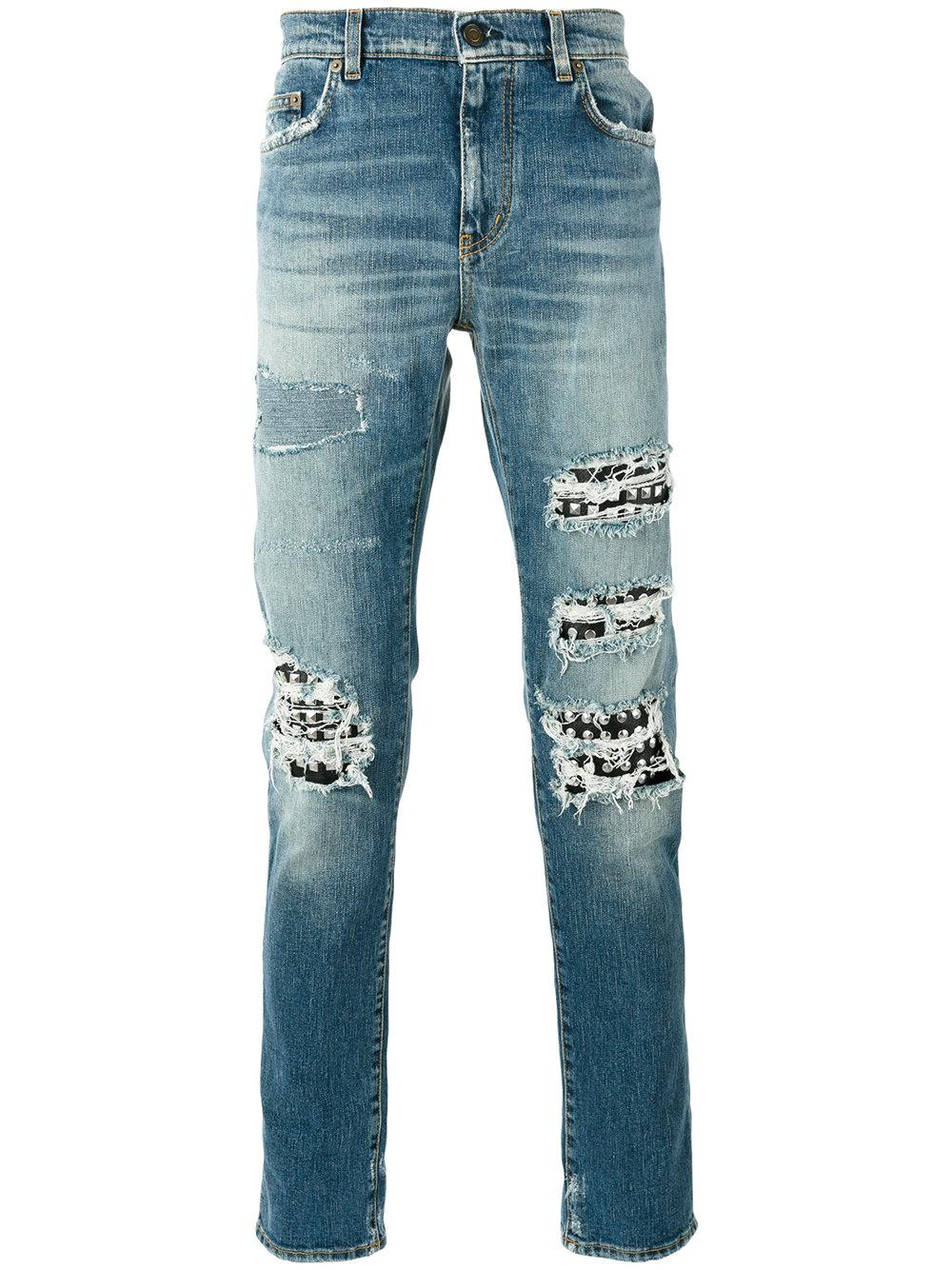 Find studded jeans at ShopStyle. Shop the latest collection of studded jeans from the most popular stores - all in one place.
