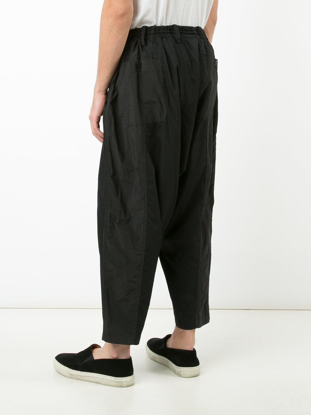 Sarouel Pants Fashion