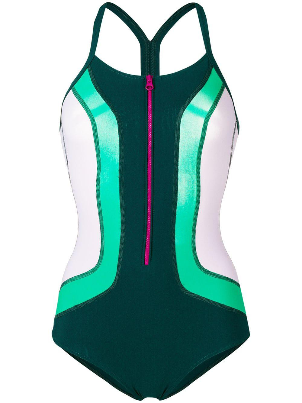 f0816a60fd100 Maillot de bain Toan Isabel Marant en coloris Vert - Lyst