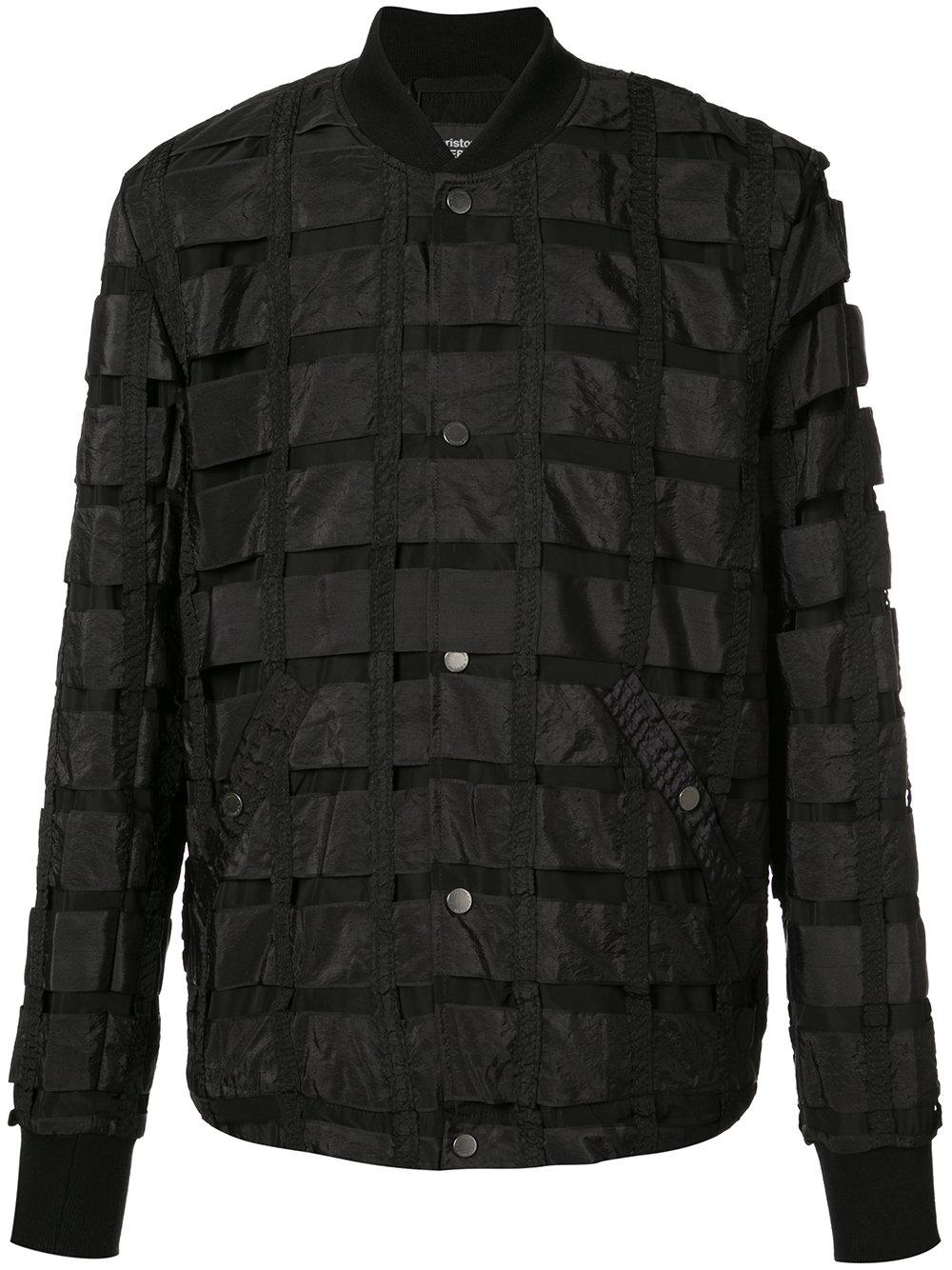 in Men Snap Christopher Remade Raeburn Black Jacket Lyst for XPqzxW