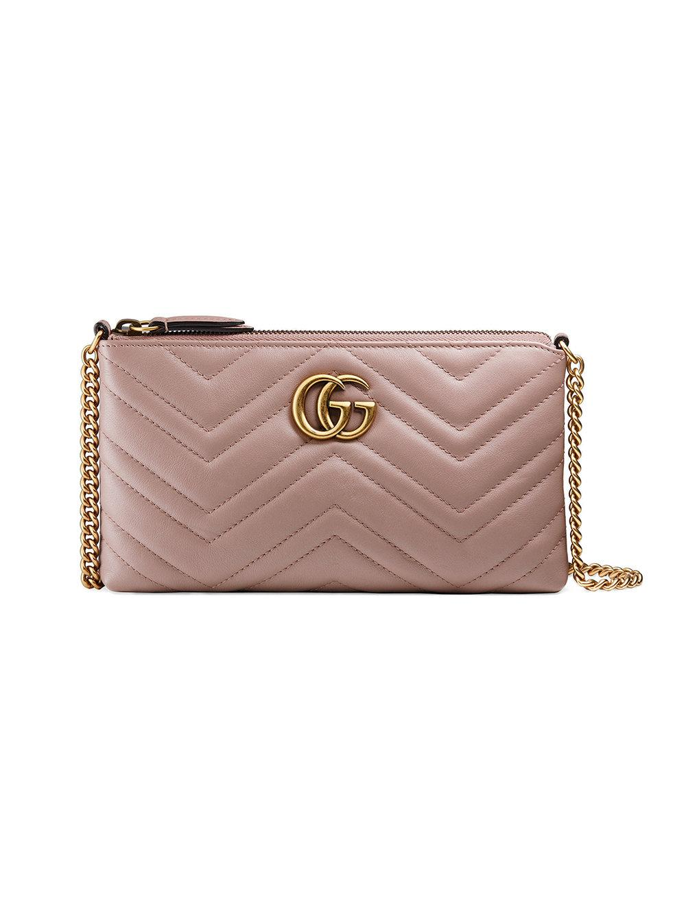 314c5f5494a49a Gg Marmont Leather Mini Chain Bag Uk | Stanford Center for ...