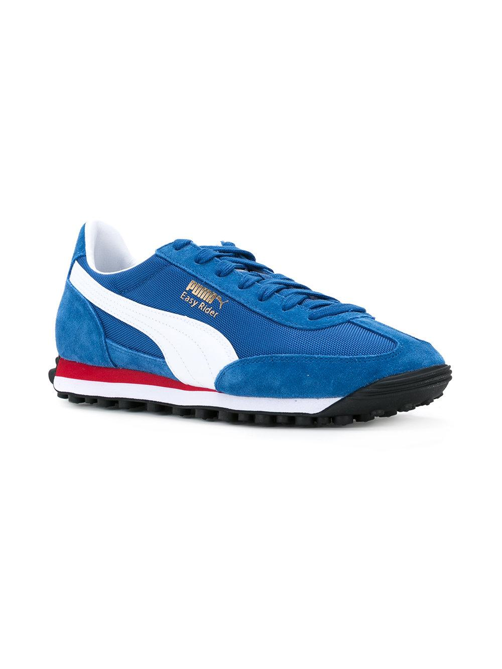 Lyst - Puma Easy Rider Sneakers in Blue