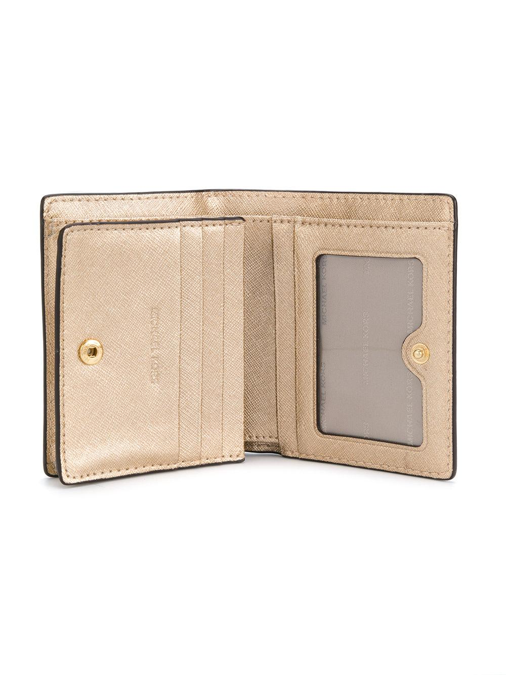 4173b3b8fee3 Small Logo And Leather Wallet Michael Kors | Stanford Center for ...