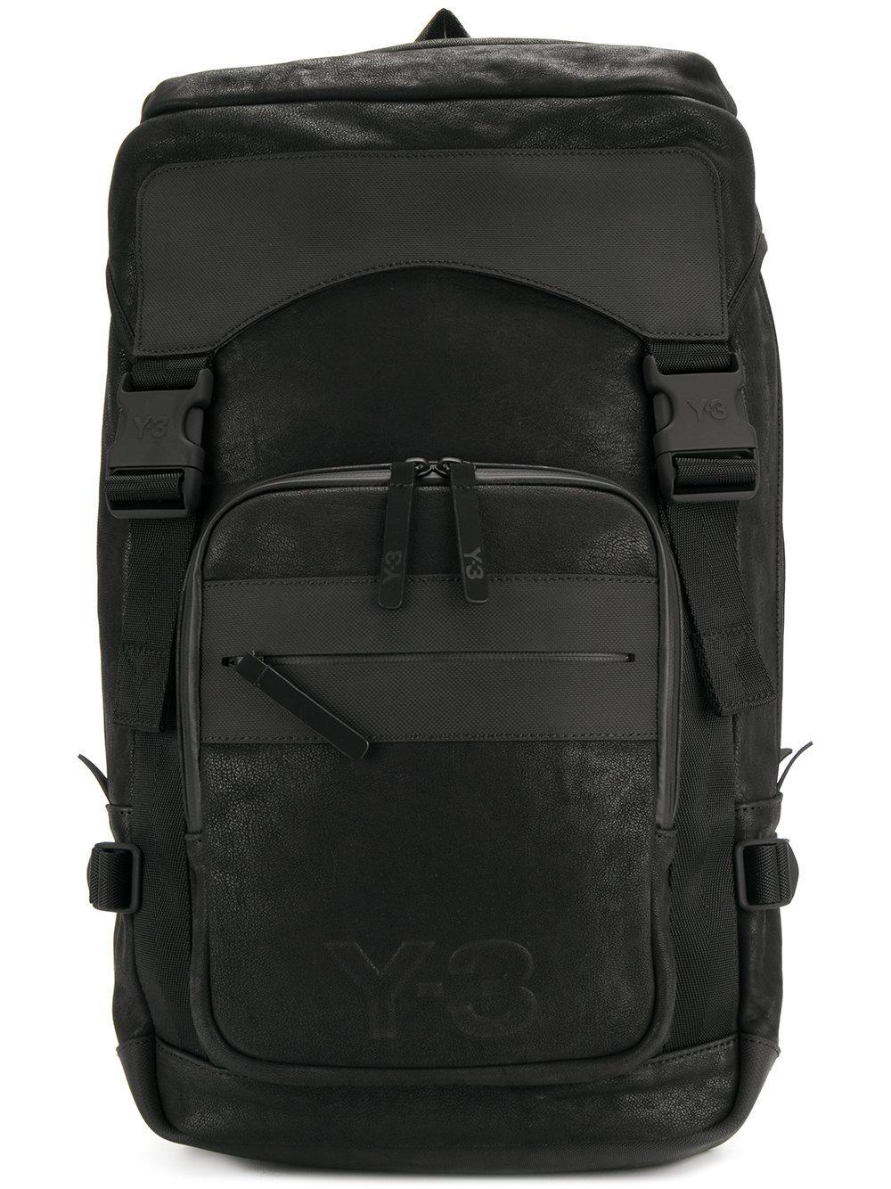 ec472c9496 Lyst - Y-3 Ultratech Backpack in Black for Men