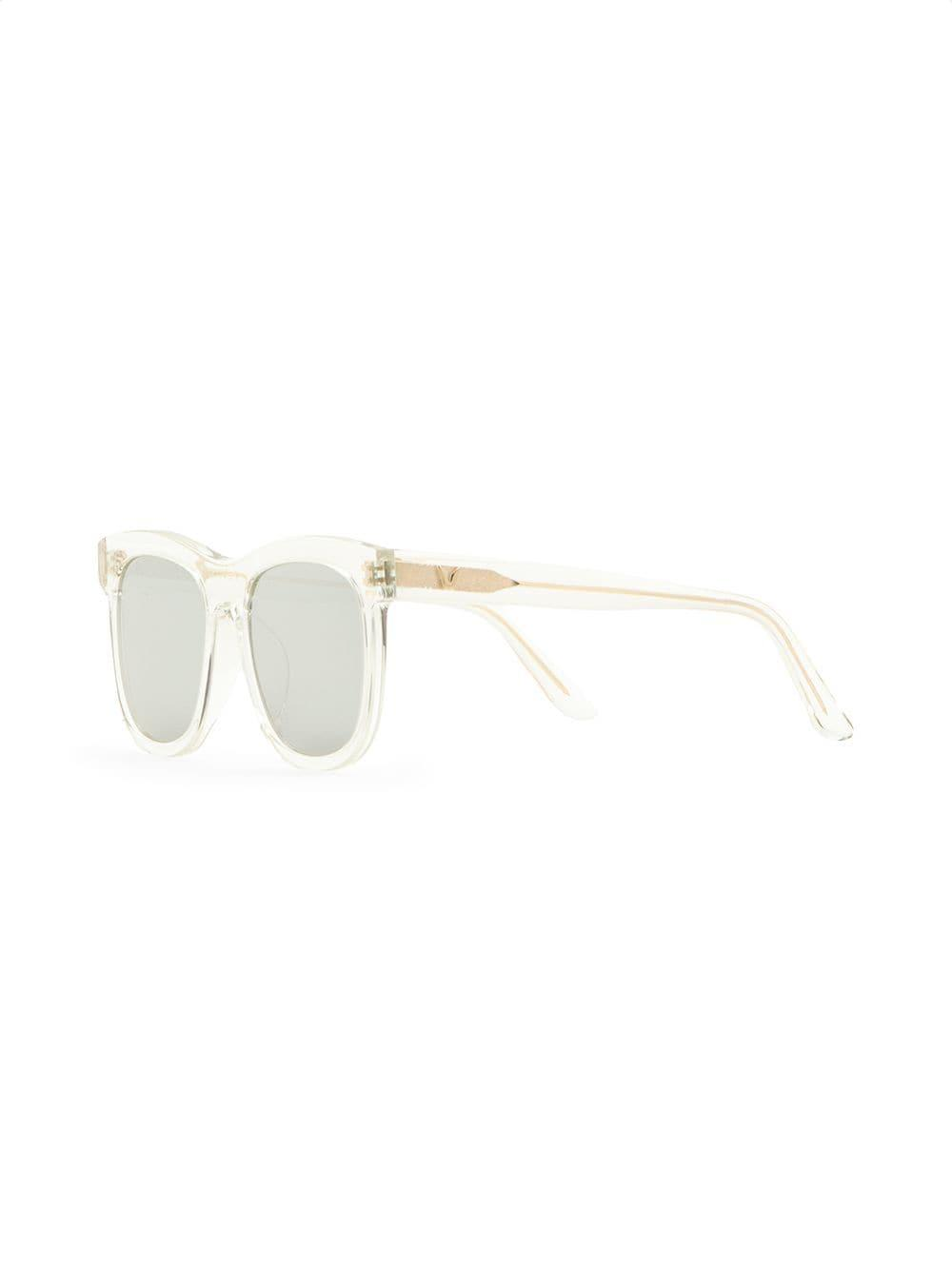 bc5c83d84fb8 Gentle Monster Z-1 032 Sunglasses in Metallic - Save 59.946236559139784% -  Lyst