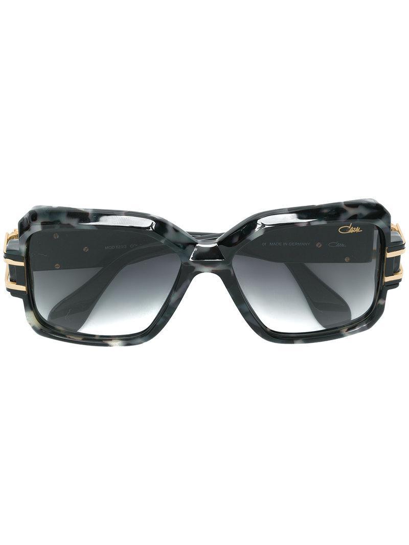 square frame sunglasses - Black Cazal 1EonXw