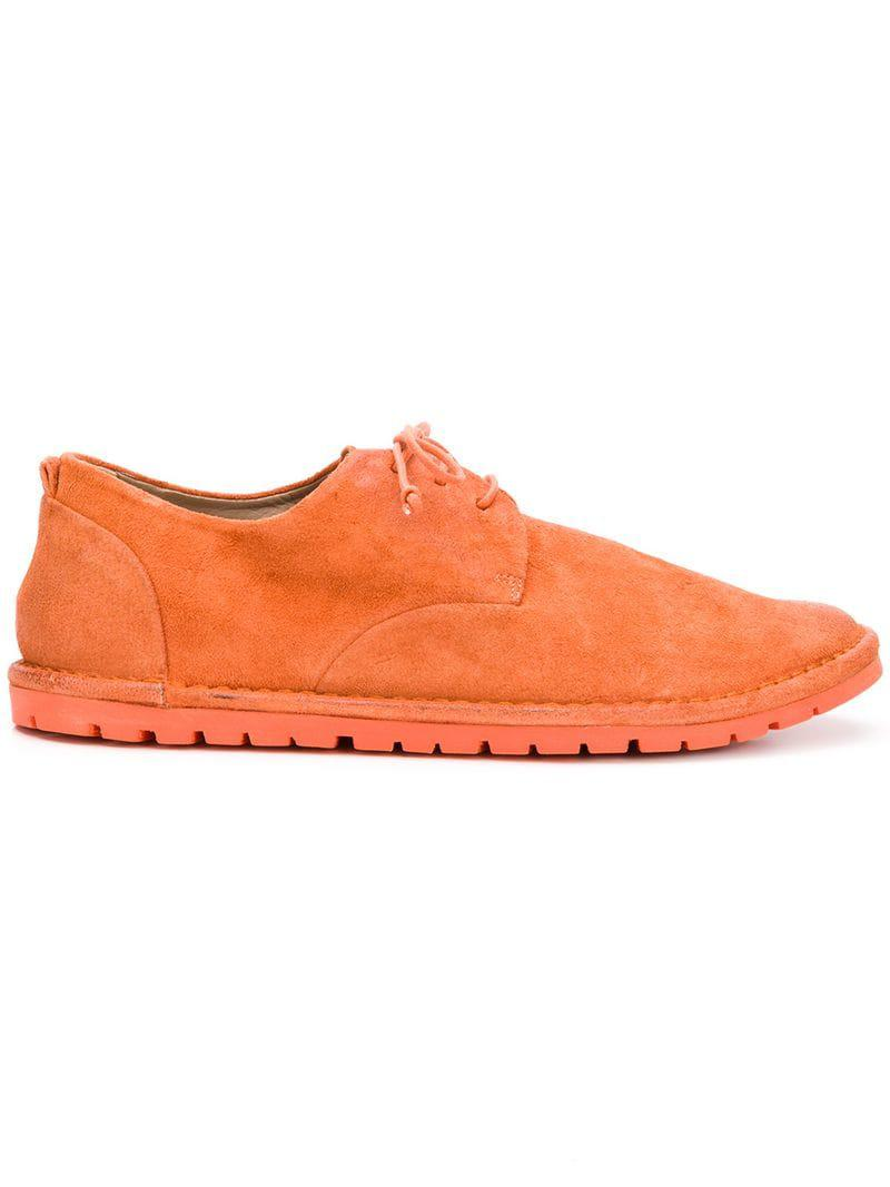 Up Shoes Andreas Sancrispa X In Lyst Orange Marsèll Murkudis Lace nWanc1O