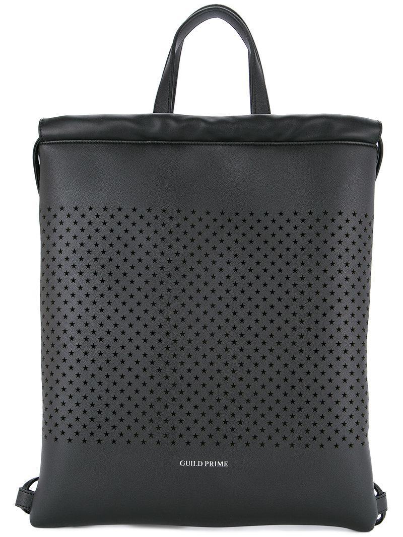97064eadc302 Lyst - Guild Prime Convertible Backpack in Black for Men