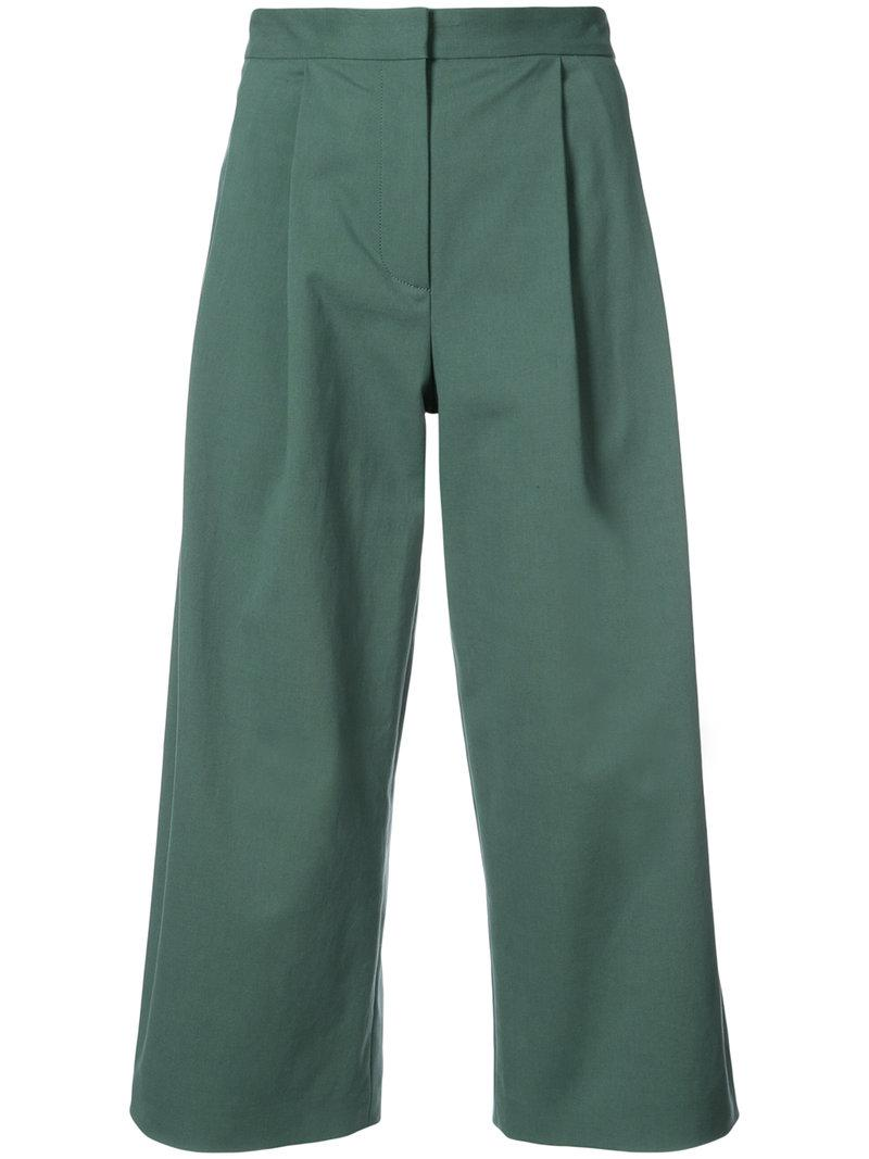 TROUSERS - 3/4-length trousers Adam Lippes lPHFPbV1o