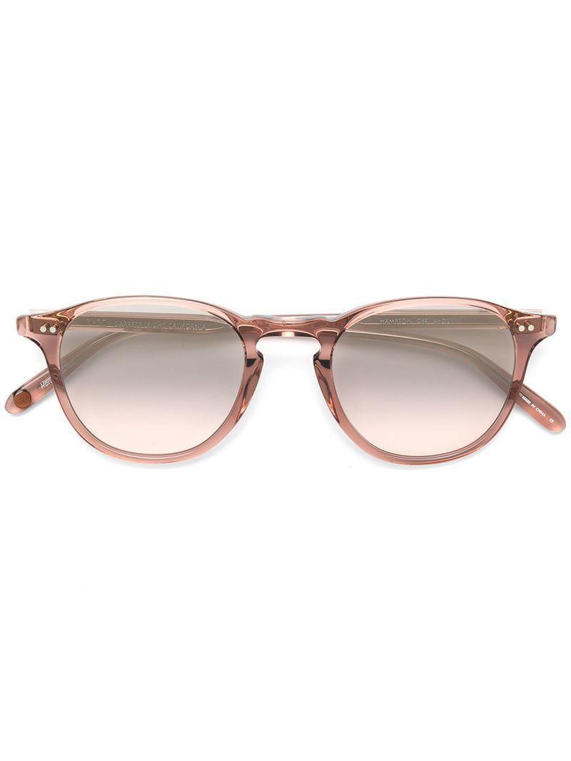 ac57e99480b Garrett Leight Hampton Sunglasses - Lyst