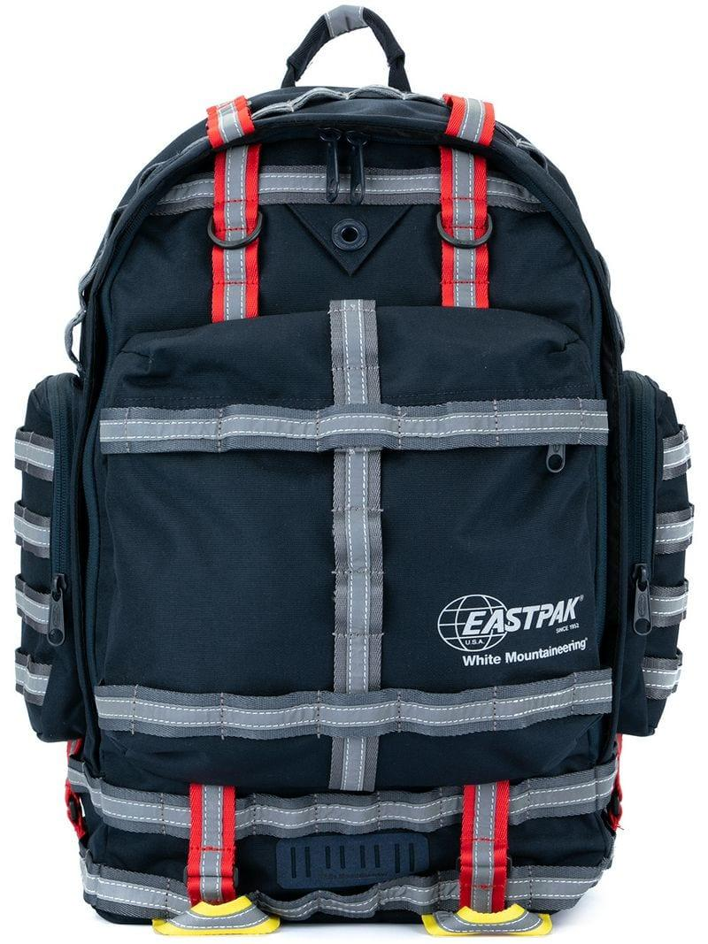 ce1ca71524 Lyst - White Mountaineering Contrast-strap Backpack in Blue for Men
