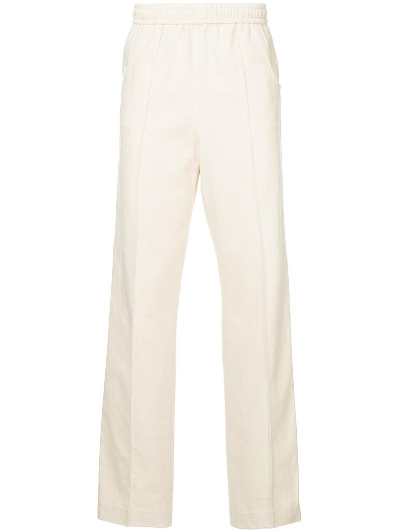 side band track pants - Nude & Neutrals Kent & Curwen Clearance Limited Edition Sale Prices OtwWH
