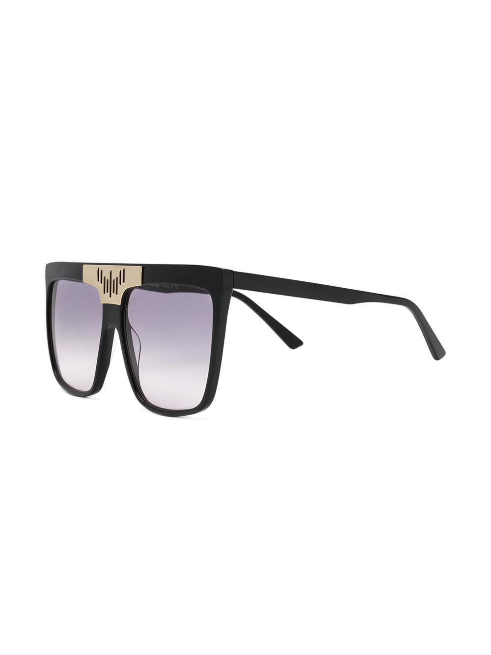 Vic sunglasses - Black Wanda Nylon 73MOGO7L