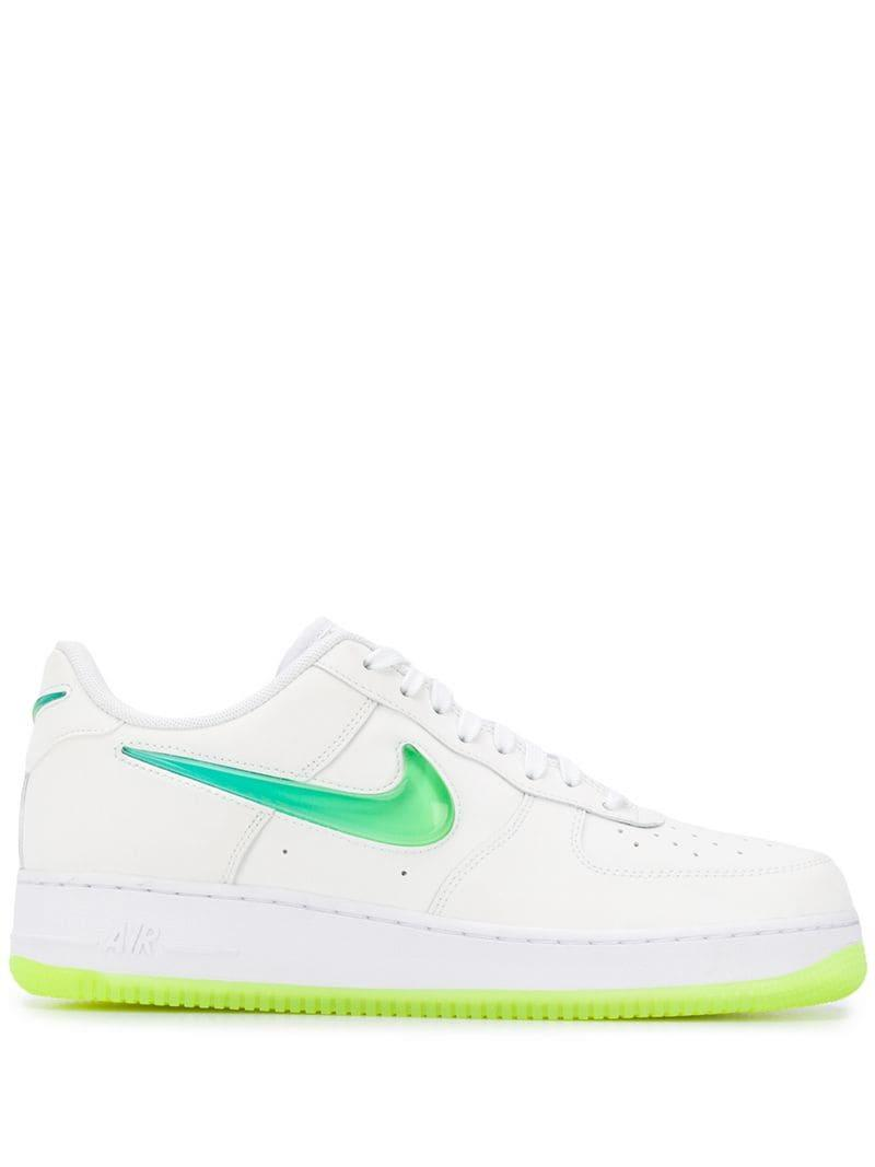 f34314ba4 Lyst - Nike Air Force 1 07 Premium Sneakers in White for Men - Save 7%