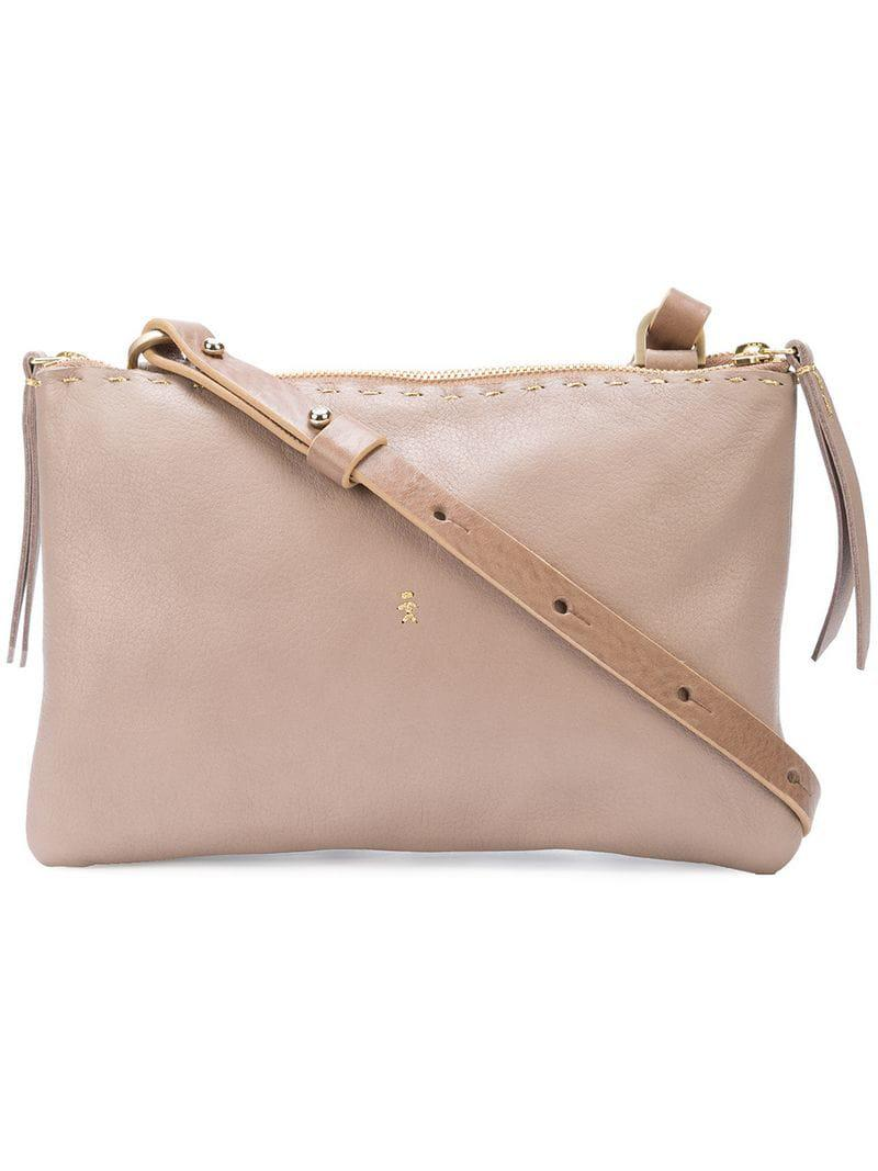 ce4901ea242a Lyst - Henry Beguelin Crossbody Bag in Brown