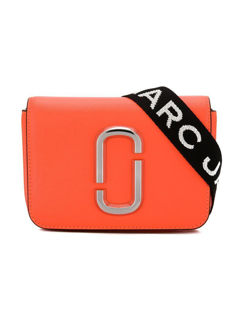 cd951be39e26 Lyst - Marc Jacobs Hip Shot Belt Bag in Orange