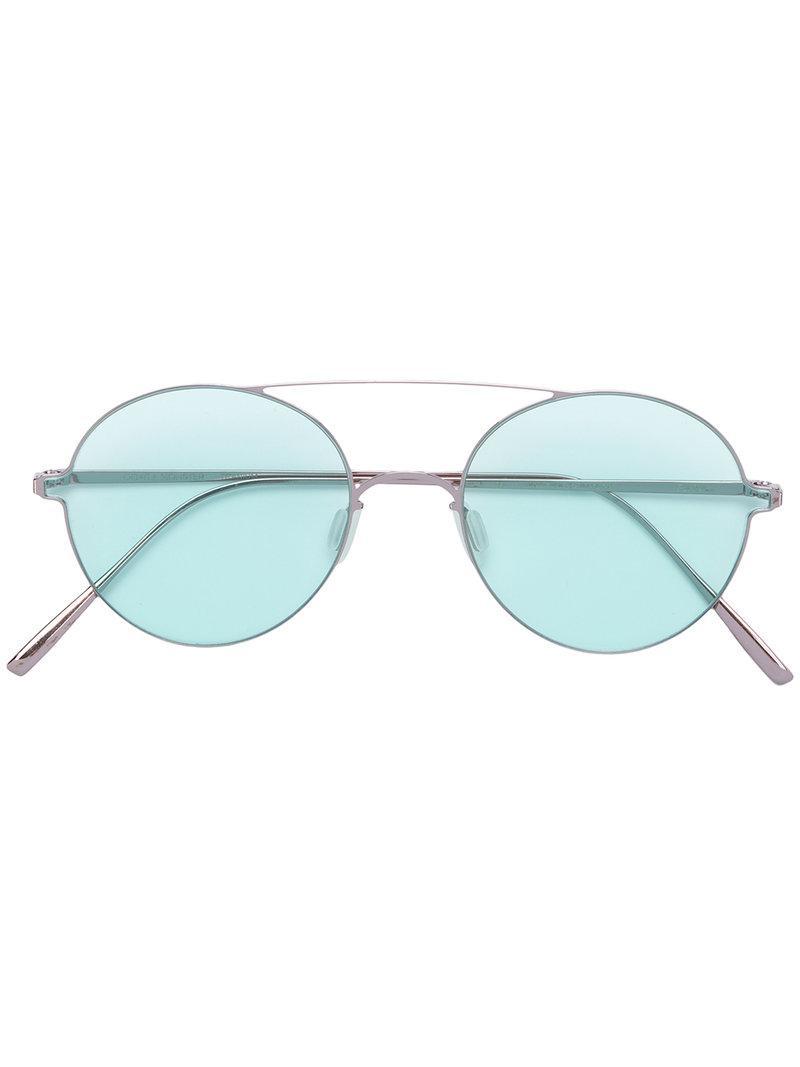 da806c49eb79a Gentle Monster For Her Sunglasses in Metallic - Lyst