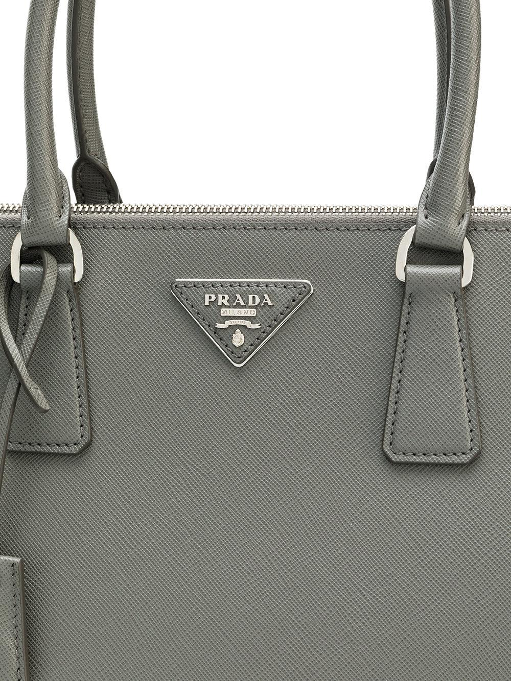f6d3463fa6d3 ... low cost france lyst prada galleria large tote bag in gray c05b2 bf905  1f698 989ea