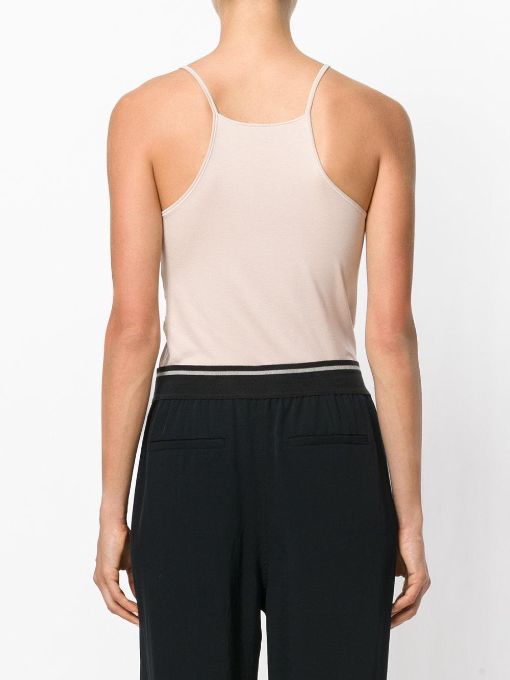Outlet Store Online classic slim-fit cami - Nude & Neutrals Joseph Latest Collections Sale Online 99QsB3n