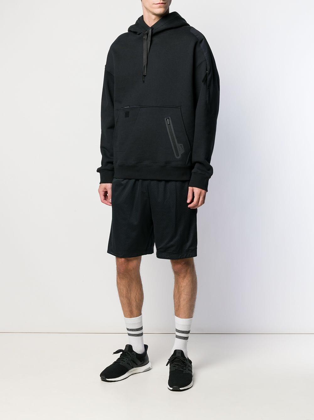 27be90257c01 Nike Jordan Track Shorts in Black for Men - Lyst