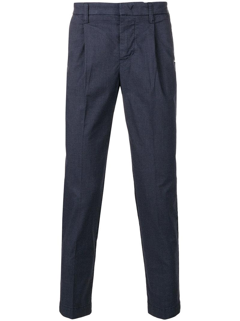 tailored trousers - Blue Entre Amis QhR4Mn9M