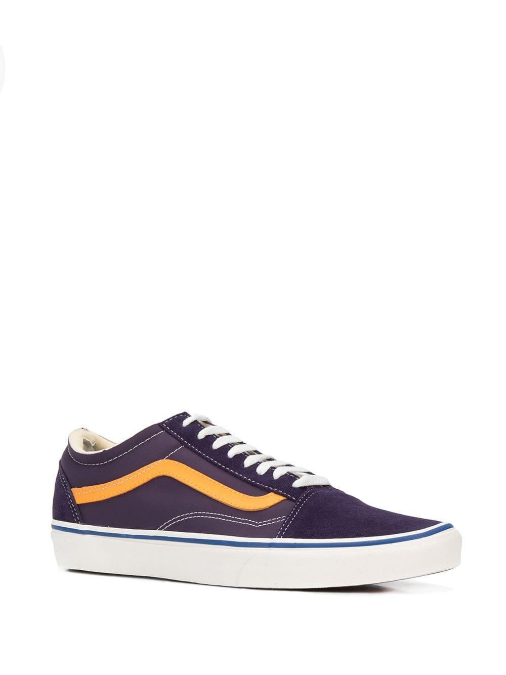 Vans - Purple Old Skool Sneakers for Men - Lyst. View fullscreen e9d4ed6ce