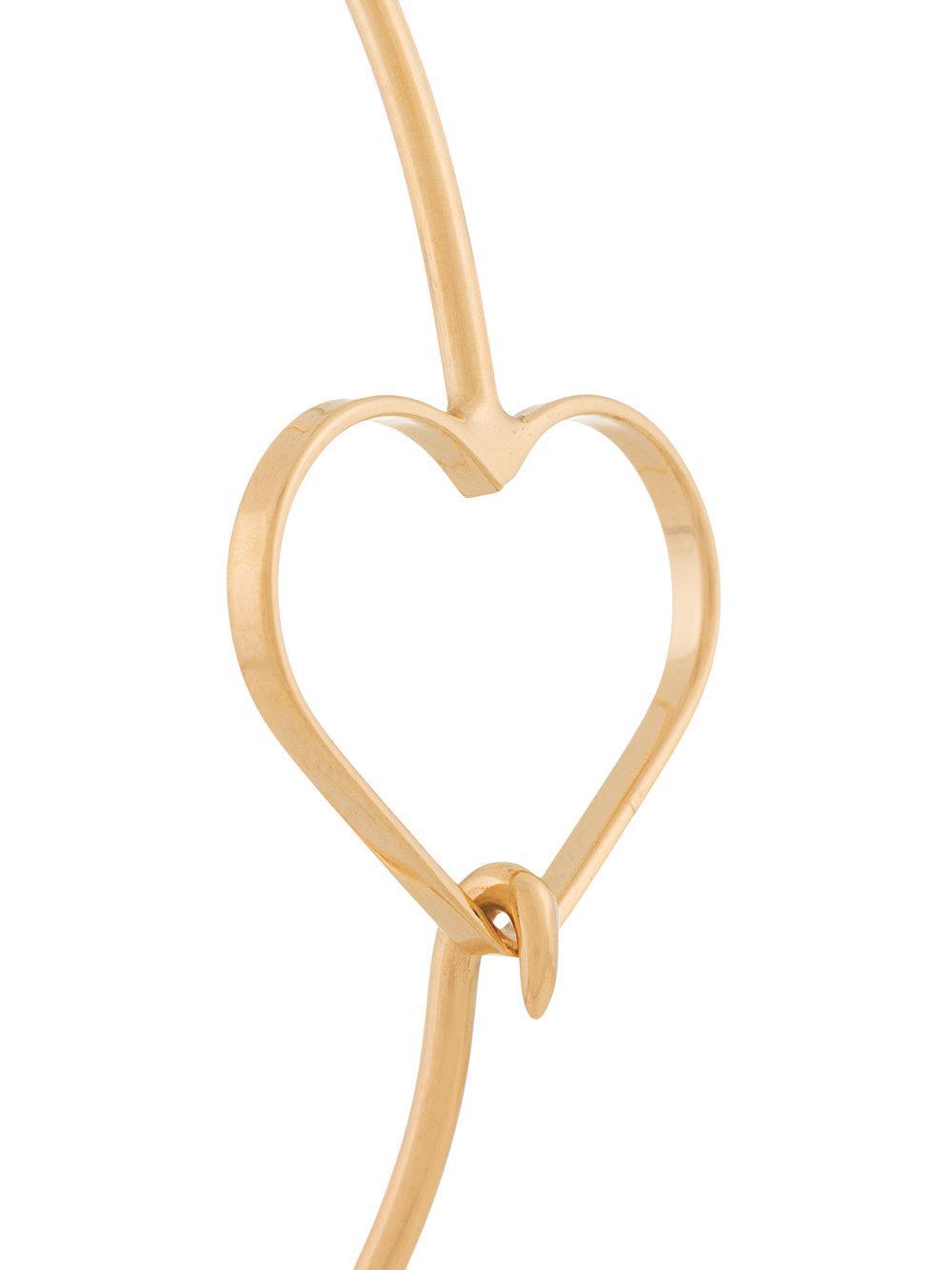 SeeMe Aria cuff bracelet - Metallic thNne0Av