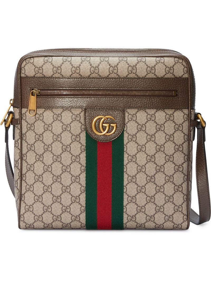 2a3de98ba Gucci Ophidia GG Medium Messenger Bag for Men - Save 13% - Lyst