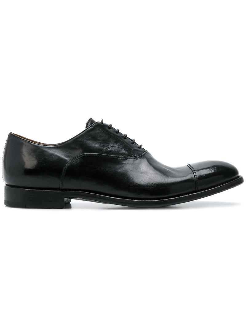 Oxford shoes - Black Alberto y5K2FXUjX4