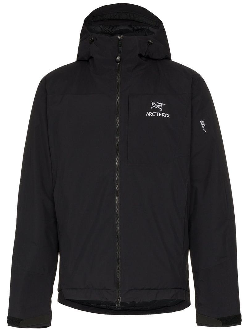Arc teryx Jacket Men For Padded Hd Lyst Black In Kappa xqxrTP c22e1446336b