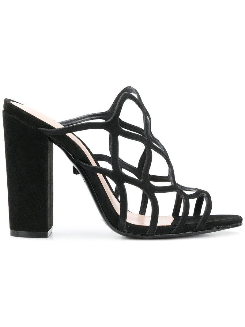Schutz wired mules cheap in China visa payment cheap online cheap sale shop for for cheap discount f1wt11D