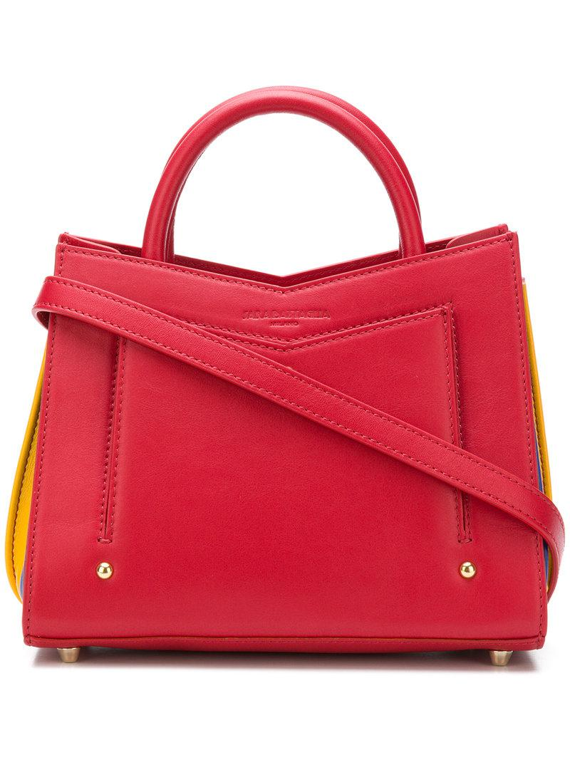 Battaglia Toy Tote Lyst Red In Sara Bag aq8xSR